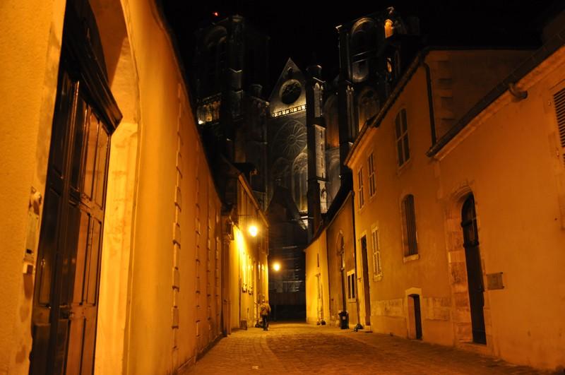 Photos de la ville de Bourges (avant le printemps) Bourge14
