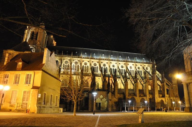 Photos de la ville de Bourges (avant le printemps) Bourge15