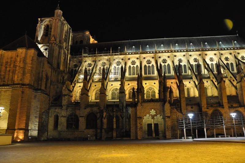 Photos de la ville de Bourges (avant le printemps) Bourge16