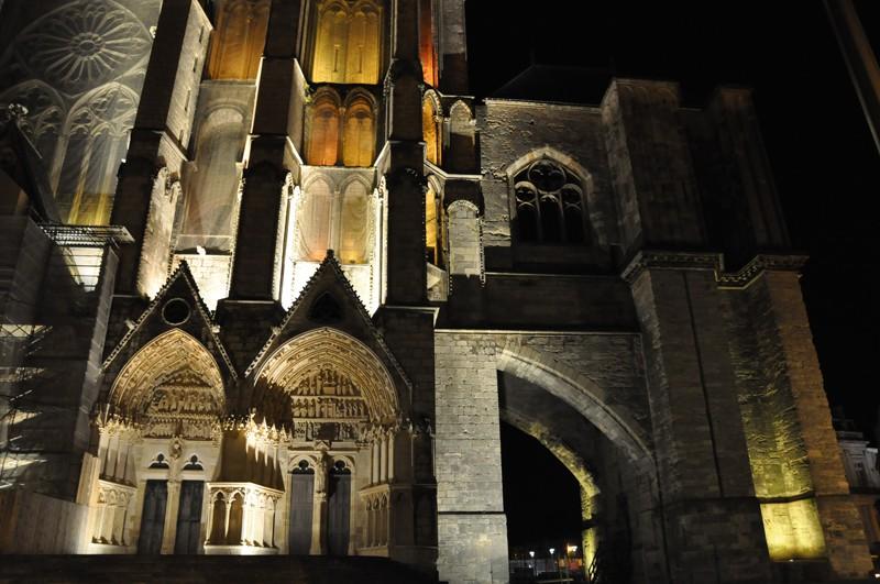 Photos de la ville de Bourges (avant le printemps) Bourge17