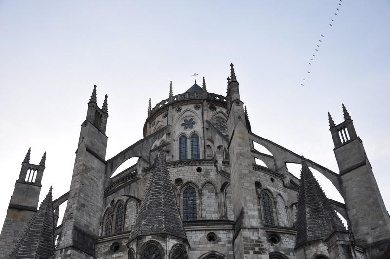 Photos de la ville de Bourges (avant le printemps) Bourge18