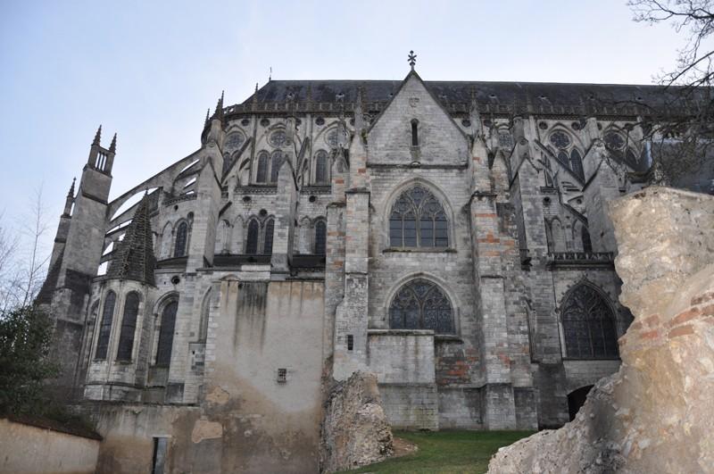 Photos de la ville de Bourges (avant le printemps) Bourge19