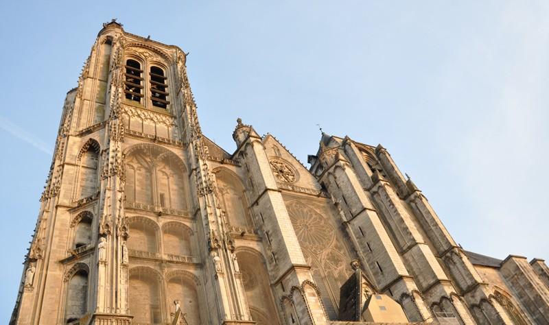 Photos de la ville de Bourges (avant le printemps) Bourge20