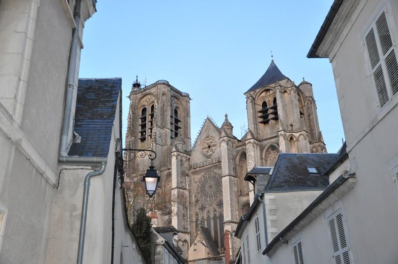 Photos de la ville de Bourges (avant le printemps) Bourge24