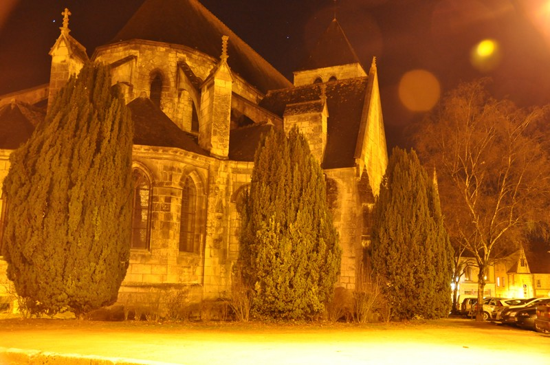Photos de la ville de Bourges (avant le printemps) Bourge26