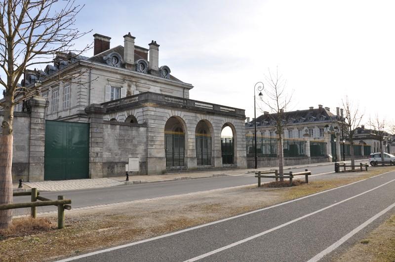 Photos de la ville de Bourges (avant le printemps) Bourge30