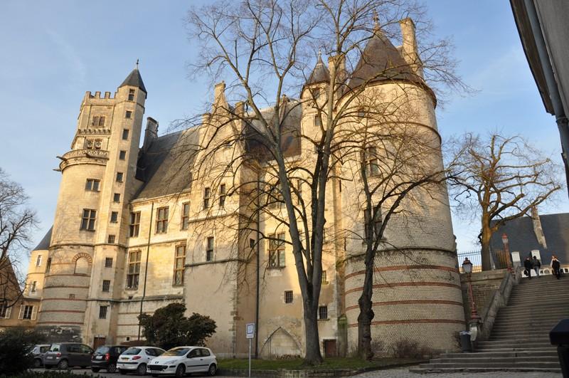 Photos de la ville de Bourges (avant le printemps) Bourge34