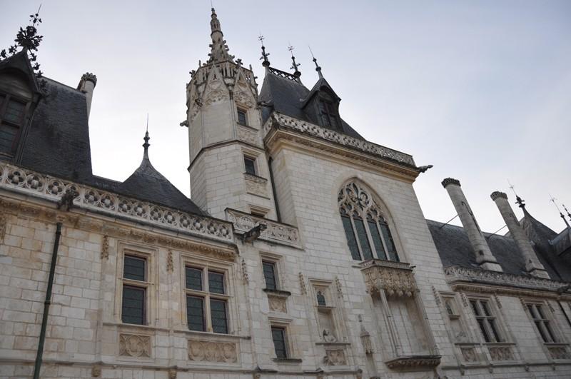 Photos de la ville de Bourges (avant le printemps) Bourge35