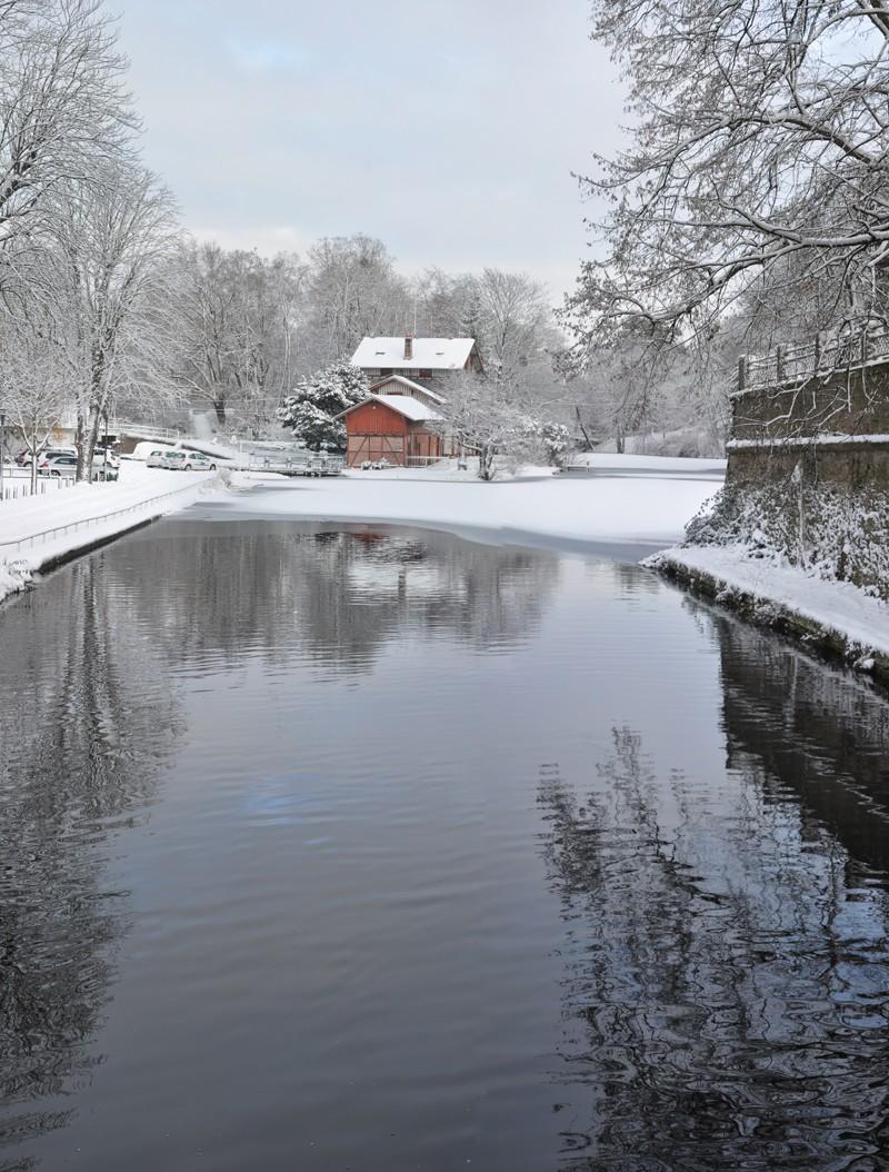 Metz sous la neige. (17/12/2010) Canal_14