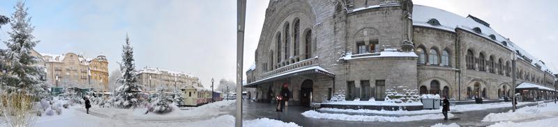 Metz sous la neige. (17/12/2010) Gare_015