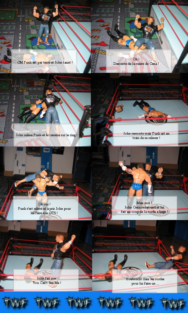TWF ( Total Wrestling Figurines ) Show1-11