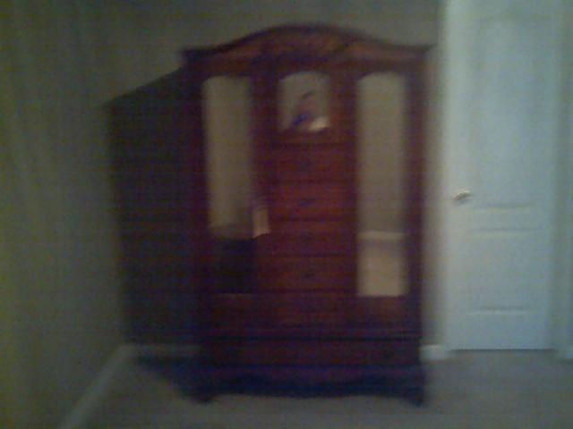 Antique wardrobe for sale 12-02-11