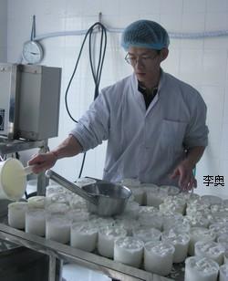 Liu Yang doit sa vocation à la Corse et au camembert - 刘阳的天职来源于科西嘉岛及卡门培尔干酪 Liu-ya12