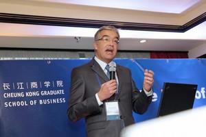 """Du Luxembourg à la Chine : """"L'émergence de la Chine et ses implications dans les relations d'affaires"""" Mosar10"""