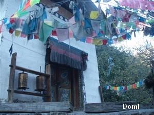 """La Chine sac au dos (3) """"Treks au pays des trois rivières parallèles"""" 2 ème épisode : du Nujiang à Deqin Site_t10"""