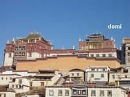 """La Chine Sac au dos (4) : """"Montagne Tibétaine de Deqin à Shangeri-La - Vol vers Lhassa"""" Songza11"""