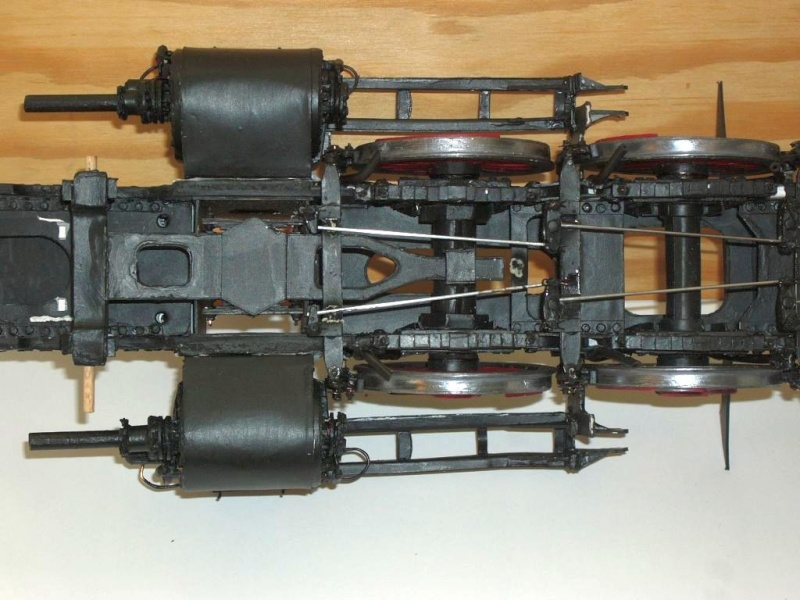 BR52 Kriegslok Modelik 15/03 in 1:25 Bremse22