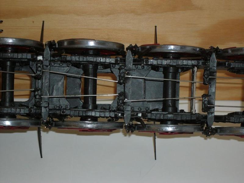 BR52 Kriegslok Modelik 15/03 in 1:25 Bremse23