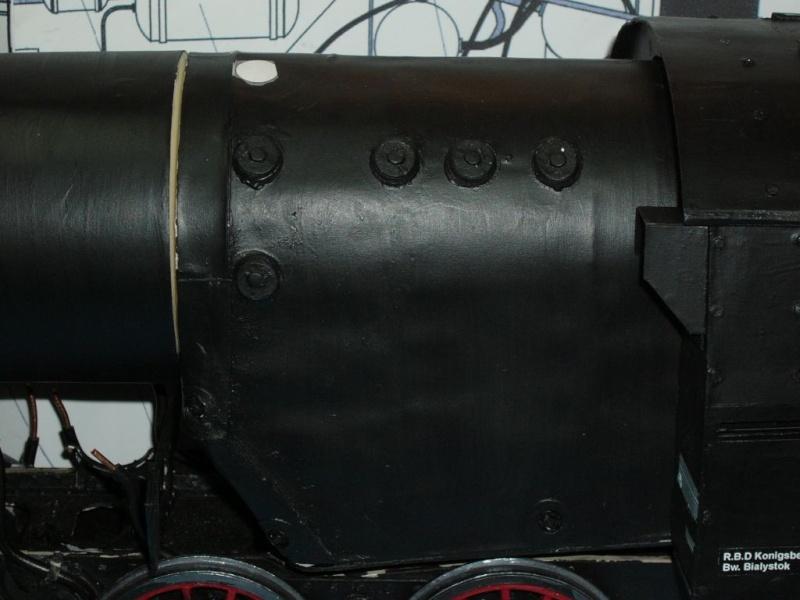 BR52 Kriegslok Modelik 15/03 in 1:25 Brennk10