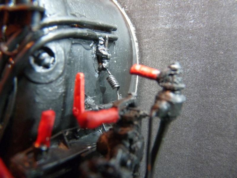 BR52 Kriegslok Modelik 15/03 in 1:25 Dampfp12