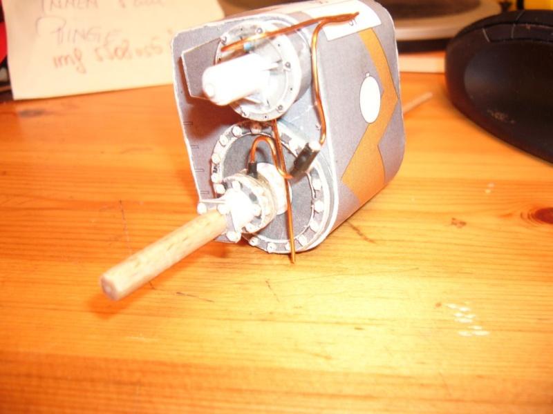 BR52 Kriegslok Modelik 15/03 in 1:25 Dampzy11