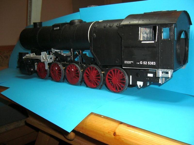 BR52 Kriegslok Modelik 15/03 in 1:25 Ganze_10
