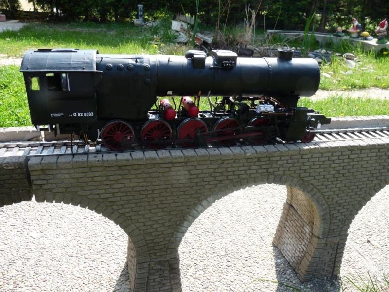 BR52 Kriegslok Modelik 15/03 in 1:25 Lok_au12