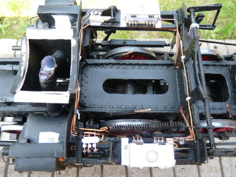 BR52 Kriegslok Modelik 15/03 in 1:25 Schmie32
