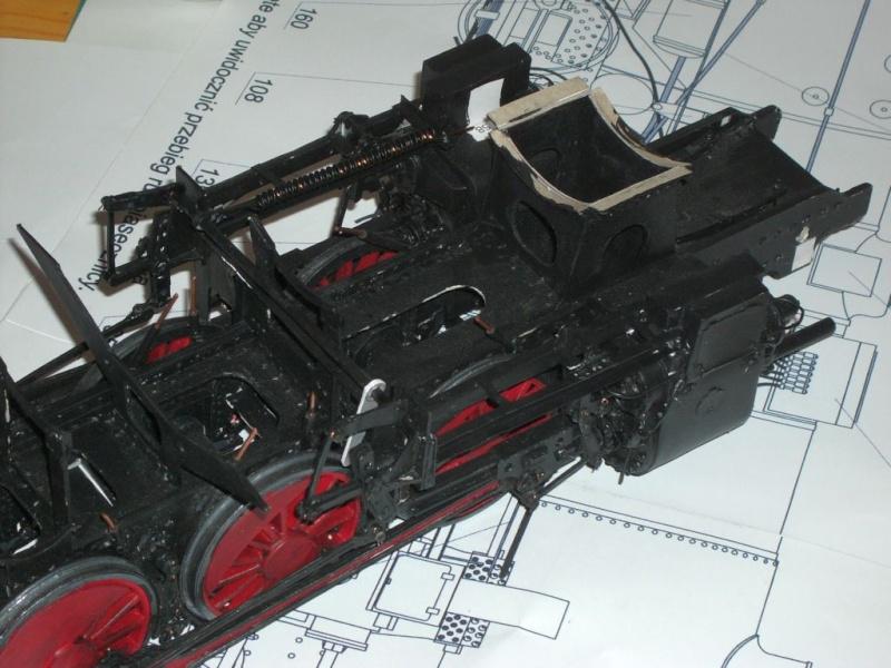 BR52 Kriegslok Modelik 15/03 in 1:25 Vorder12