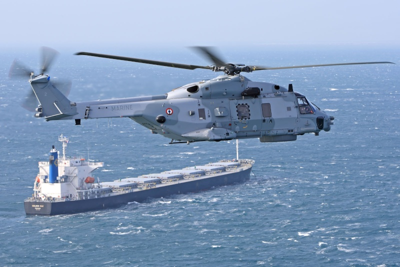 [Aéronavale divers] Hélico NH90 3x6u9610