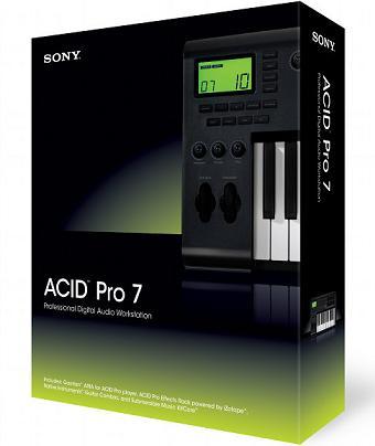 البرنامج الاحترافى العملاق فى مجال الدى جى وصناعة الاصوات Sony ACID Pro 7.0e Build 713 مهندس صوت رائع للمحترفين 2zgs1v10