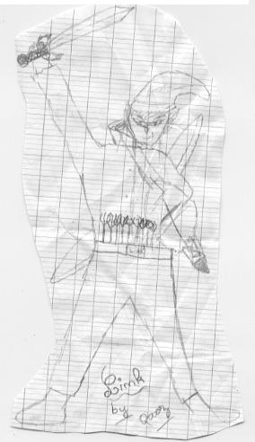 Le carnet de dessin a Qaoz ... Thib0011