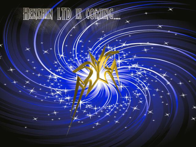 Henshin LTD Logoec11