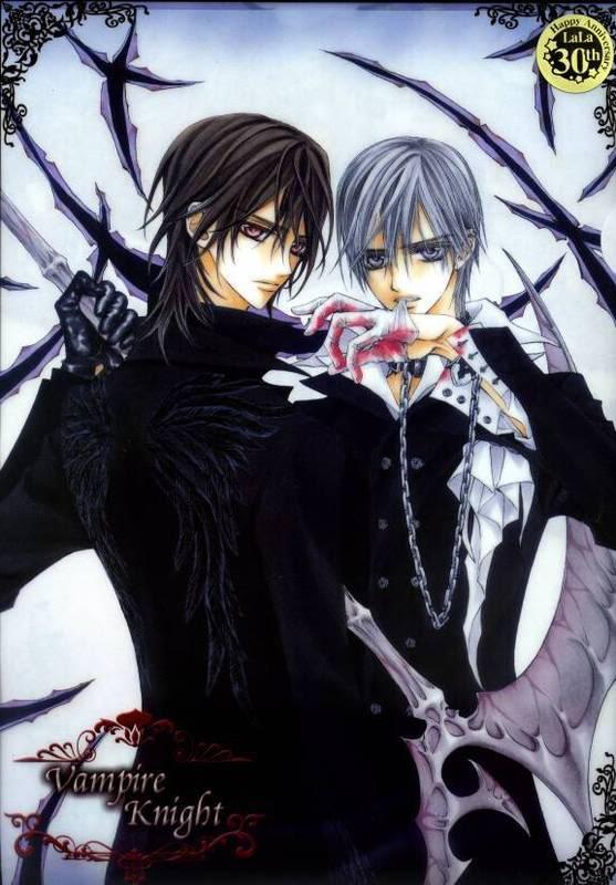 Vampire Knight Vk910