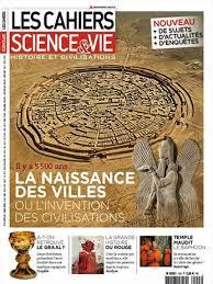 Les cahiers de Science & vie, Histoire et civilisation Villes10