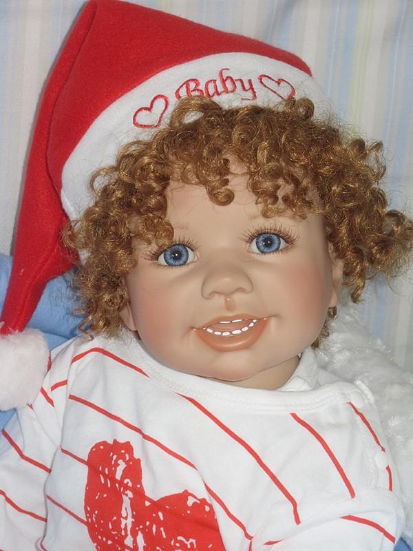 Es weihnachtet im Puppenhaus..... 3710