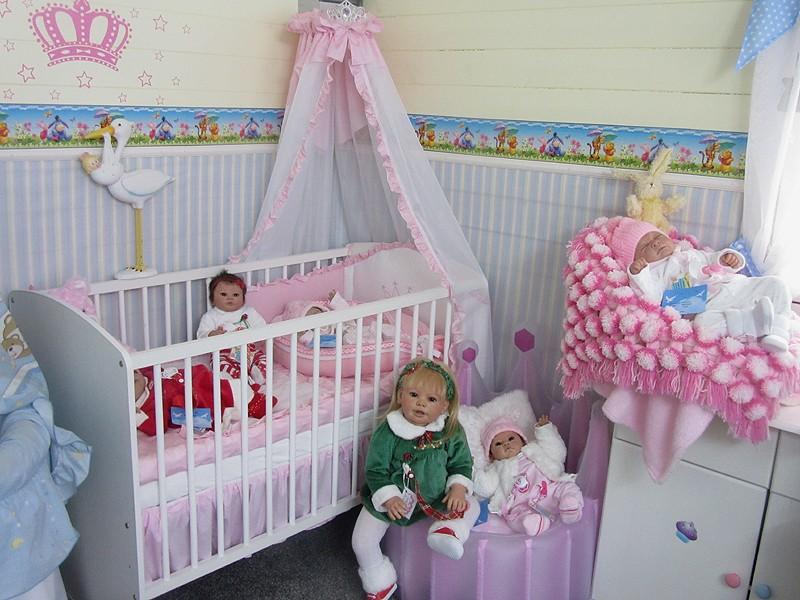 Es weihnachtet im Puppenhaus..... 5510