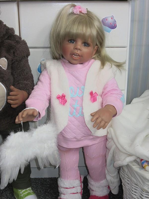 Es weihnachtet im Puppenhaus..... 7110