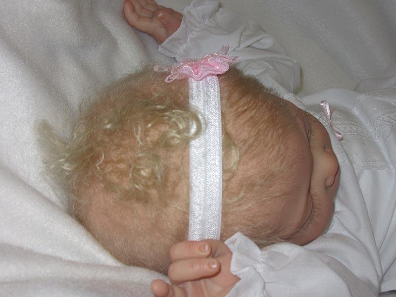es schlüpft weiter...Tilda von Christa Götzen Haare11