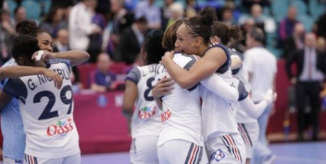 Handball féminin C24e210
