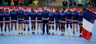 Handball féminin France10