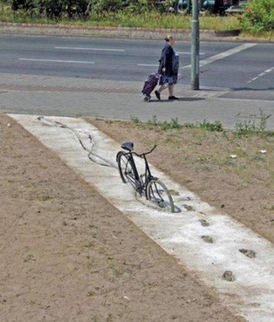 Cop21: va falloir se mettre au vélo... Bike1510