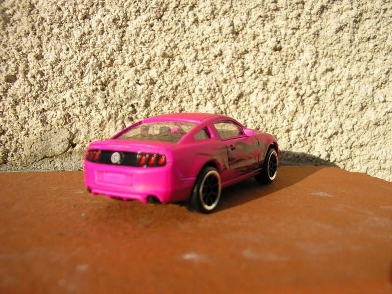 N°204A Ford Mustang Boss P1011514