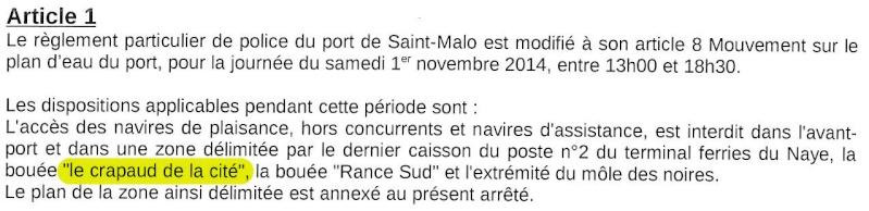 Le Crapaud de la Cité (Saint-Malo) Carte_12