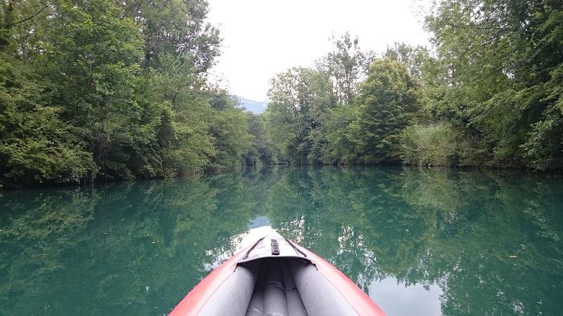 [73 Savoie] Camping des Iles à Chanaz Campin17