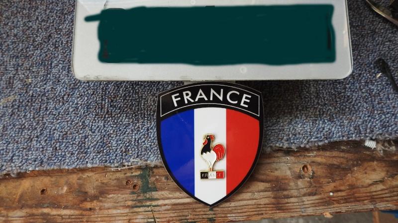"""Photos """"Un blason ' France ' pour nos belles""""  - Page 2 Dscn0036"""