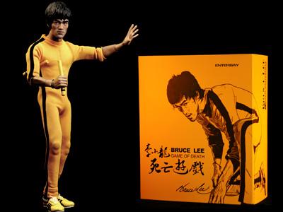 Bruce lee enterbay. God110