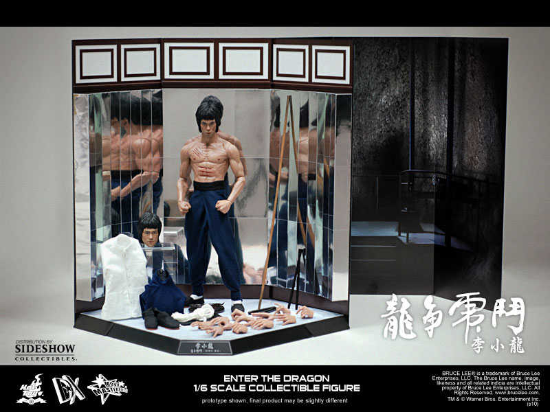 Bruce lee enterbay. Hot_to10