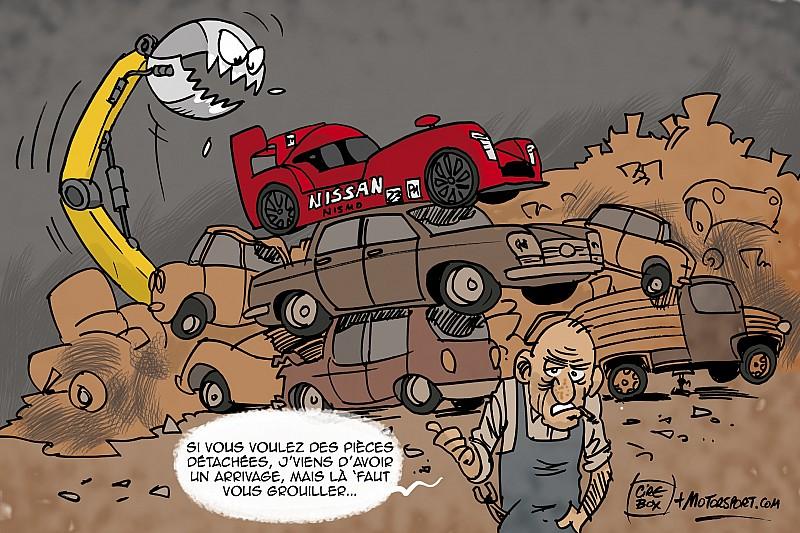 News WEC & Le Mans ... 2 - Page 2 -nissa11