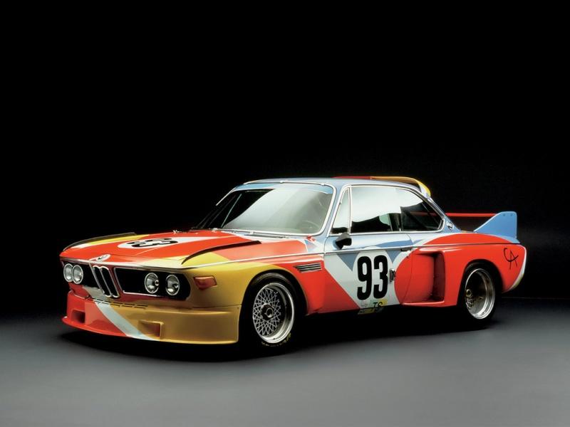 le sport auto  et l'art - Page 3 Bmw_al10